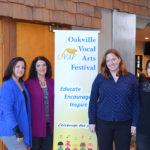 Oakville Vocal Arts Festival Team