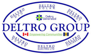 Deltro Group Logo